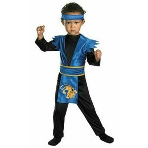 NEW Midnight Ninja Blue Halloween Costume 2T